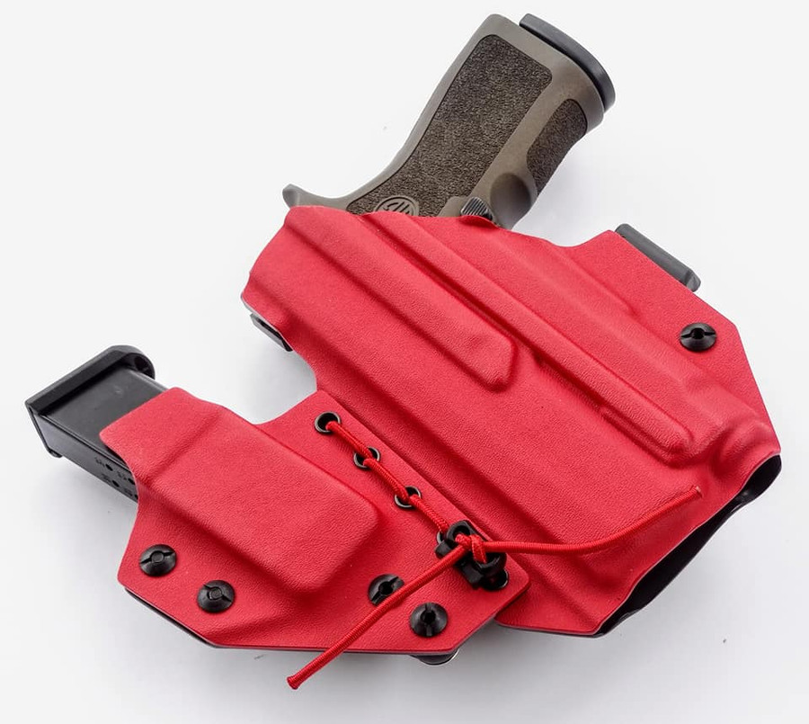 Flexible Sidecar for Sig P320 with Streamlight TLR7