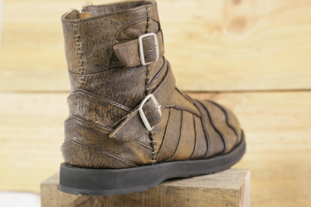 Vajra Moto Lowcut Boots