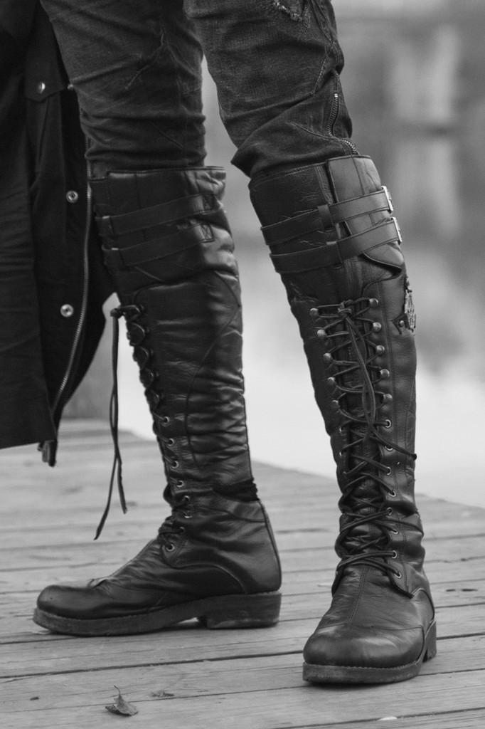 Monolith Moto Boots