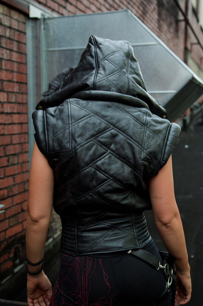 Puma Vest - Leather Edition