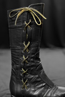 Leather Replacement Boot Laces