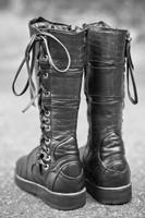 Women's Spiral Moto Boots
