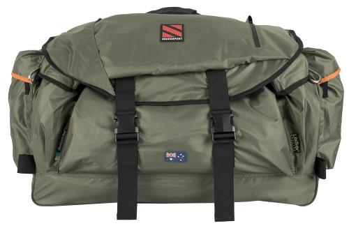 SEASONFORT EXPANSE Backpack Bed, front view