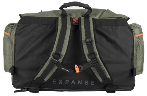 SEASONFORT EXPANSE Backpack Bed, rear view
