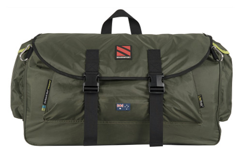 SEASONFORT UNTAMED Backpack Bed, front view