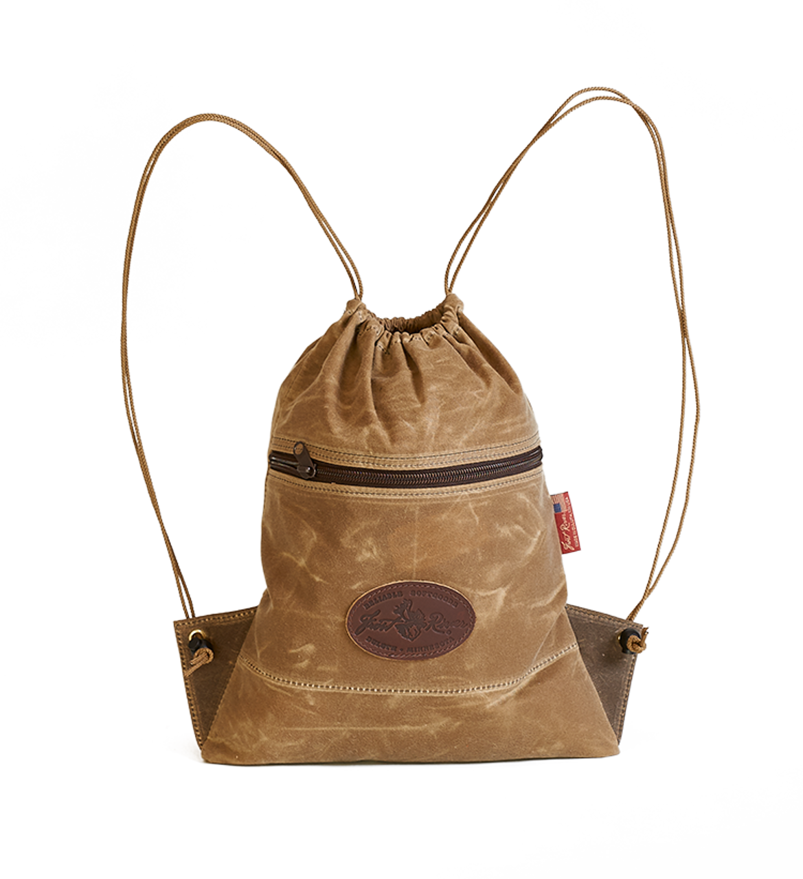 The Great Lakes Canvas Cinch Sack