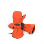 This item is also available in Hunter Orange in addition to the classic field tan.