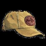 Illustration, Field Tan 6-panel Hat