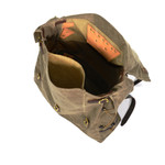 This canoe pack is big and reinforced in just the right places to carry heavy loads for years of trips into the wilderness or wherever you want to go and carry a bunch of stuff.