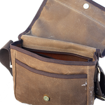 The Saganaga Travel Satchel comes in two sizes to accommodate the needs of every traveler. The many pockets and organizational elements will keep your things in order while out and about.