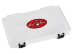 The 1000 Plano box is made of high quality plastic with adjustable and organizational features. This item is sold at Frost River in Duluth, MN.