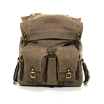 Isle Royale Bushcraft Pack No. 733, the Isle Royale Mini. This is the smallest of the Isle Royale series and works well as a large daypack.