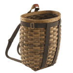 The Pack Baskets are made of durable and reliable materials to ensure that they last. A harness is available to carry this item or it can be placed inside of a canoe pack.