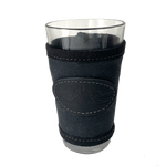 Heritage Black Pint Sleeve. Made in the USA at Frost River.