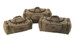 This product is available in three sizes: carry-on, medium, and large.