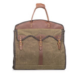 The classic look of this made in America bag will last a lifetime and only get better with time.