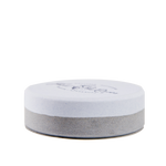 This sharpening puck has 240 grit on the coarser grey side and is made in the USA.