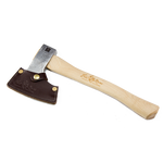 Frost River Hudson Bay Hatchet by Council Tool, includes a premium bridle leather Boreal Axe Sheath with purchase.