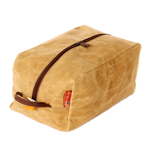 The top has a long zipper that gives easy access to the interior of the packing cube. This item proudly crafted at Frost River.