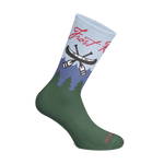 Frost RIver Custom Socks - Scenic Northwoods. Made in USA by Hippy Feet.