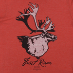 Henry, Frost River's Caribou mascot.