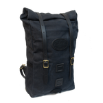 Front No. 395-N, Arrowhead Rolltop Daypack is available in Heritage Black.