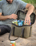 No.971 Silver Bay 24 Can Bag, Cheers to this Made in USA CamCooler Collaboration!