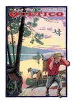 Quetico Postcard Front, illustrated by Duluth's Rick Kollath