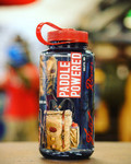 Locally printed stickers perfect for decking out your Nalgene Bottle.