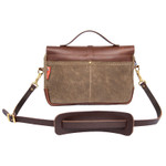 Naturalist Baggley Brief back, two exterior slip pockets for quick access items.