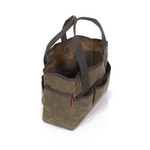 The Crosby Garden Tote would be great as a garden accessory or as a baby changing bag. This durable bag will last for years due to the quality materials and craftsmanship.