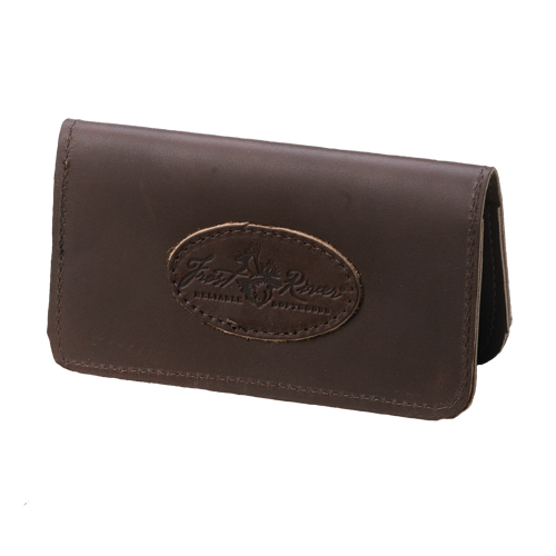 The Leather Checkbook Cover is made in America out of premium materials including great leather that will last for years to come.