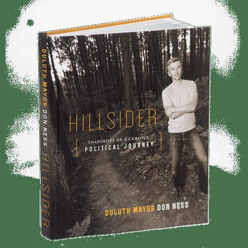 "Ness ""Hillsider"" by Duluth Mayor Don Ness"