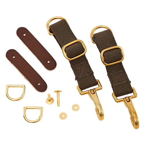 Installation Kit for Attachable Portage Pack
