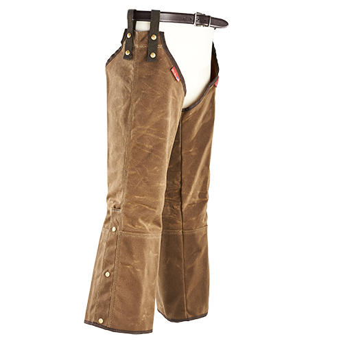 These high quality Hunting Chaps will keep you protected and safe when out in the woods. Their water-resistant capability and durability make for a great accessory to your hunting adventures.