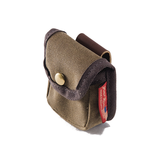 Frost River Canvas Belt Pouch, Made in USA.
