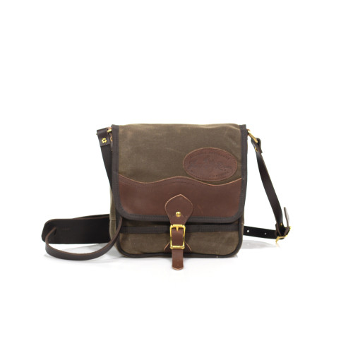 The Field Satchel by Frost River is crafted in Duluth, MN.