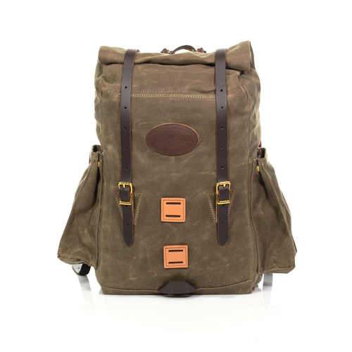No. 396, Arrowhead ECO Front. The ECO series offers expandable exterior pockets on either side of the Arrowhead Daypack.