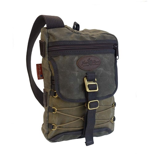 Jay Cooke Sling Pack, Front, Handcrafted in Duluth, Minnesota