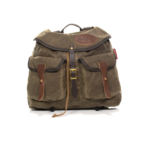 The Geologist Pack was inspired by James Byron Hustad and has many features that make durable and ready for your next adventure. The classic knapsack design was kept in-mind while designing this bag.