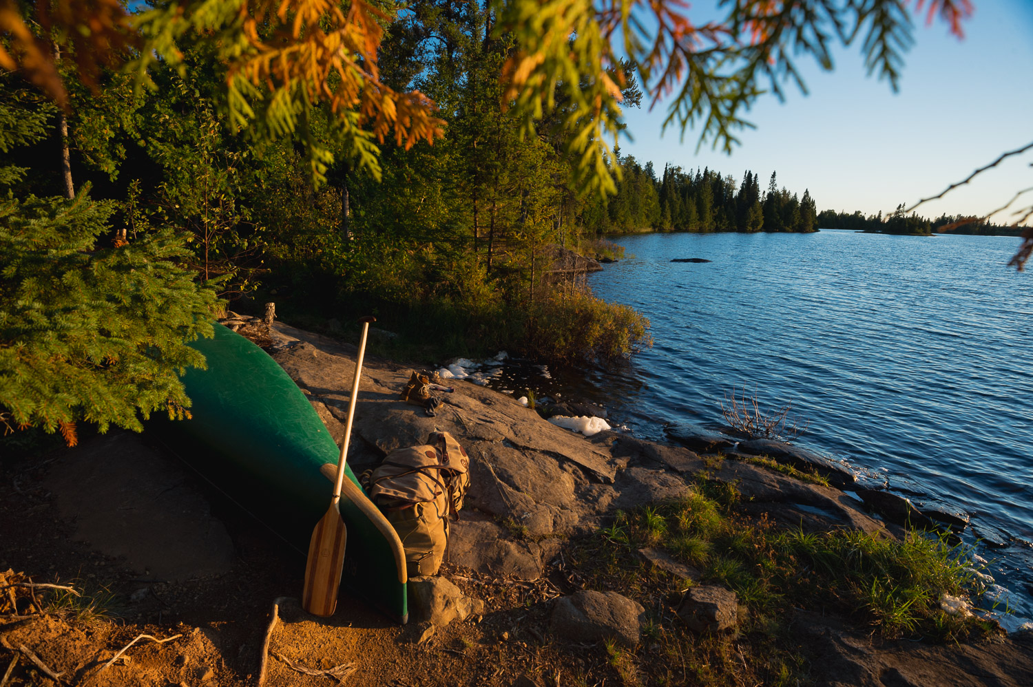 48 Hour Field Journal: BWCA in September