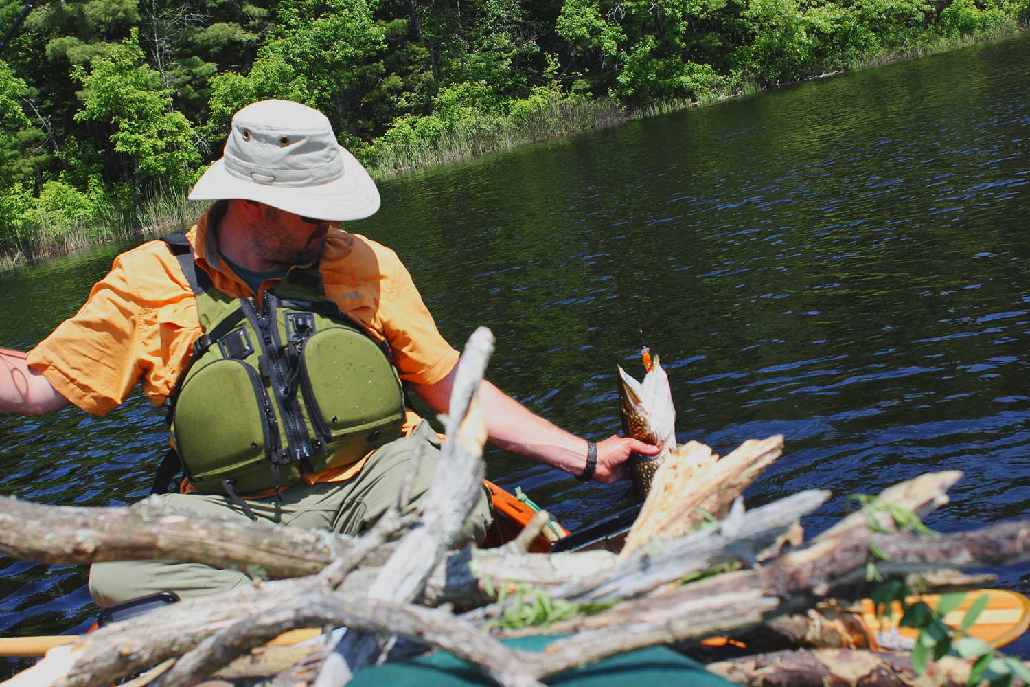 Fishing the BWCAW Canoe Country- Where to Go?