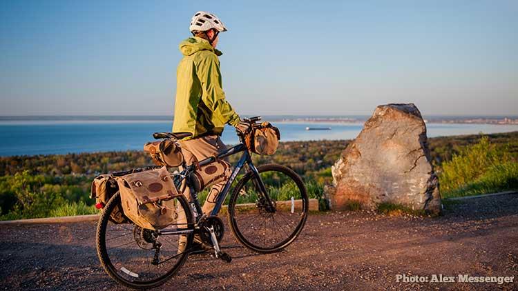 Bike Bag Sampler