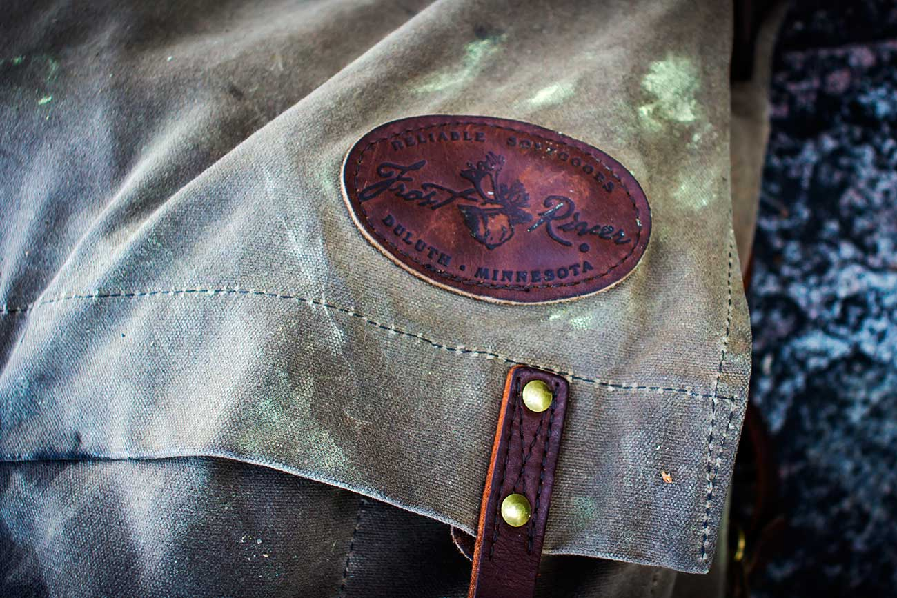 Storing and Cleaning Waxed Canvas Bags