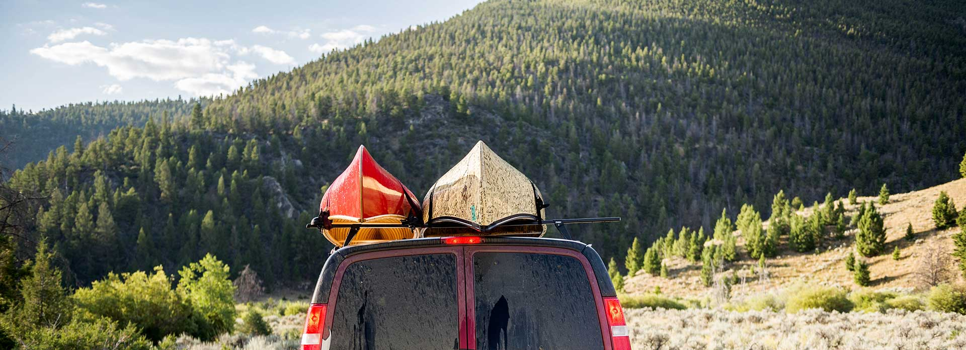 Start Planning a Road Trip