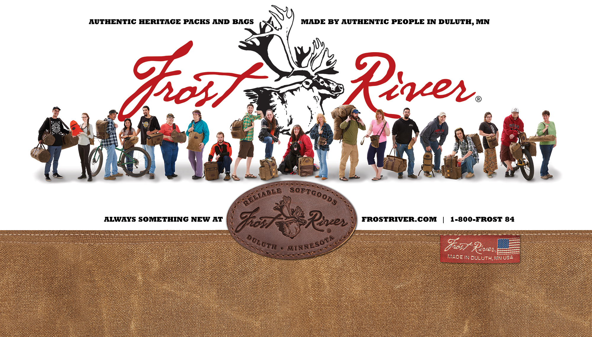 Frost River Makers