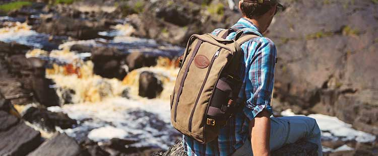 Crossover Luggage - Introducing the Voyageur Backpacks