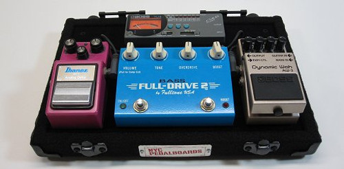 Lunchbox Pedalboard/Case Combo
