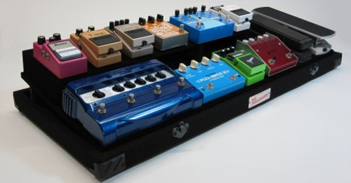 Big Shot Deluxe Pedalboard/Case Combo