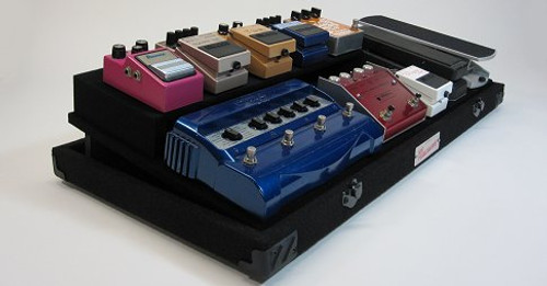 Pedalhead Deluxe Pedalboard/Case Combo